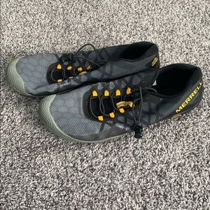 Merrell Shoes - Merrell barefoot running shoes with lock laces